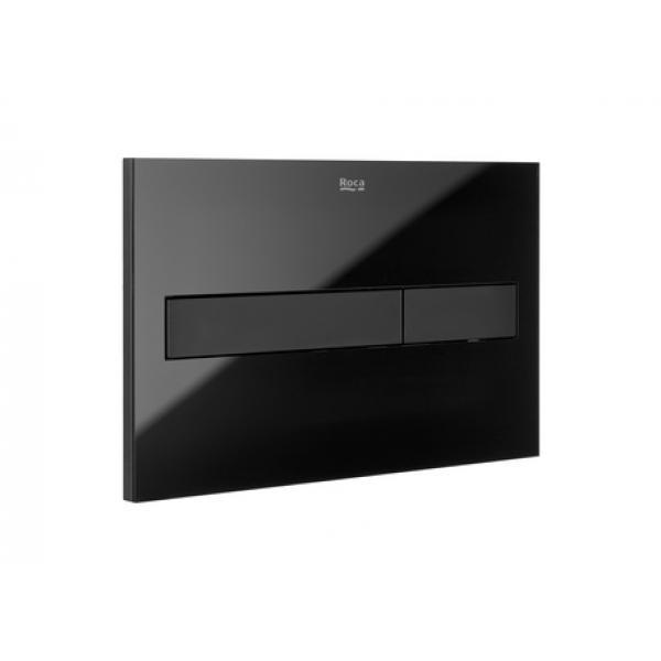 Клавиша для инсталляции Roca PL-7 черная 890088308