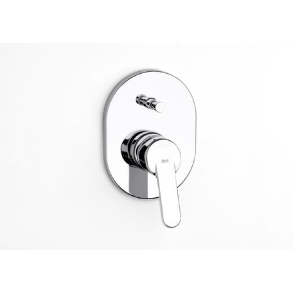 Смеситель Roca Victoria для ванны-душа скрытого монтажа 5A0625C00