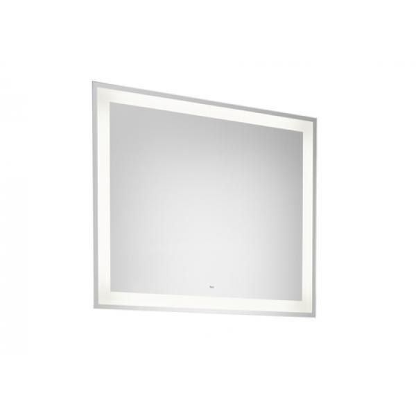 Зеркало Roca Iridia прямоугольное с подсветкой 80 см 812341000
