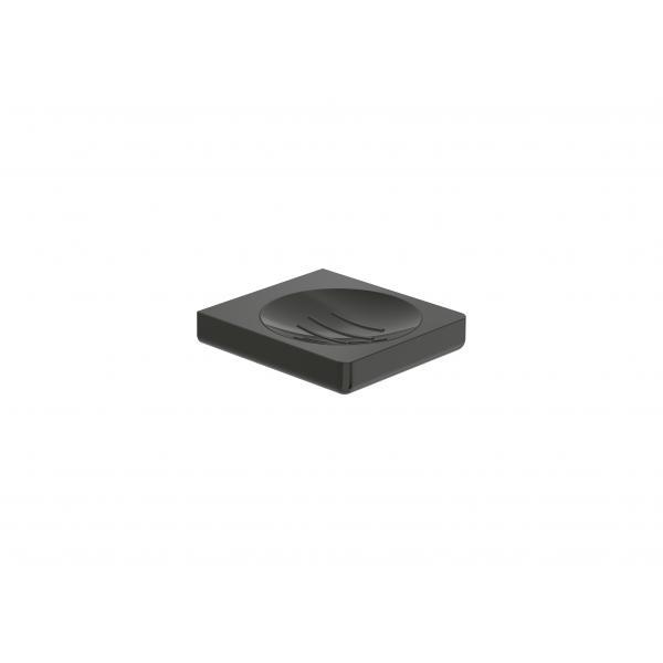 Мыльница настенная Roca Tempo, черный глянец 817023022