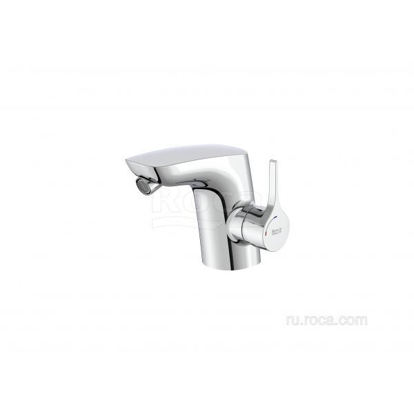 Смеситель для биде Roca Insignia с донным клапаном 5A603AC00