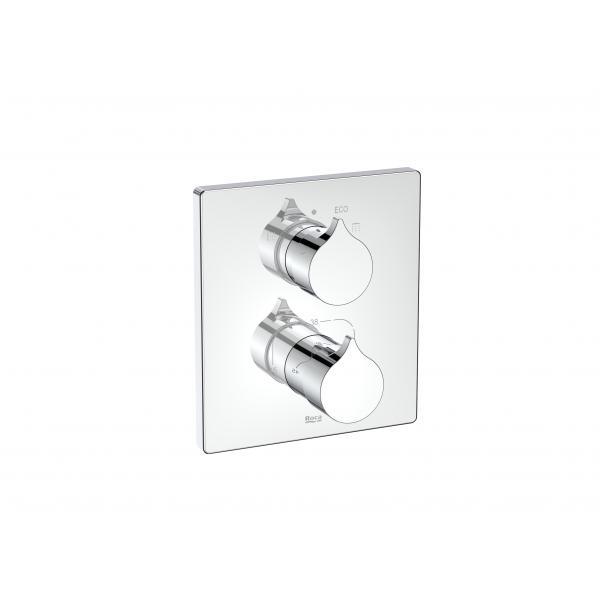 Термостат Roca Insignia для ванны-душа, хром 5A0C3AC00