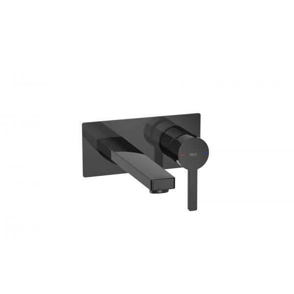 Смеситель Roca Naia для раковины, черный глянец 5A3596CN0