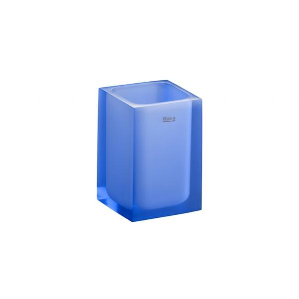 Стакан настольный Roca Ice, синий 816860013