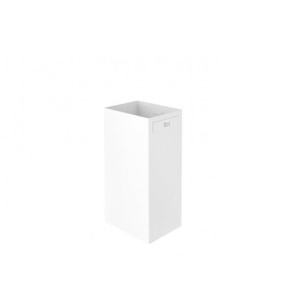 Стакан настольный Roca Rubik, хром 816844001