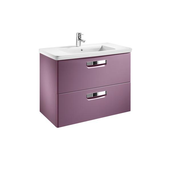 Комплект 4 в 1 Roca The Gap 80 см, фиолетовый ZRU9302740GRP-1