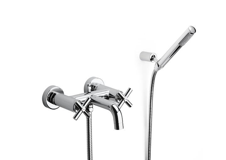 Смеситель Roca Loft для ванны-душа 5A0143C00
